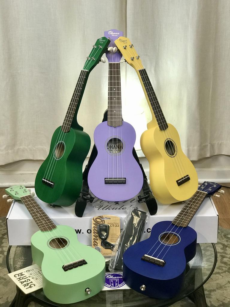 ukulele social